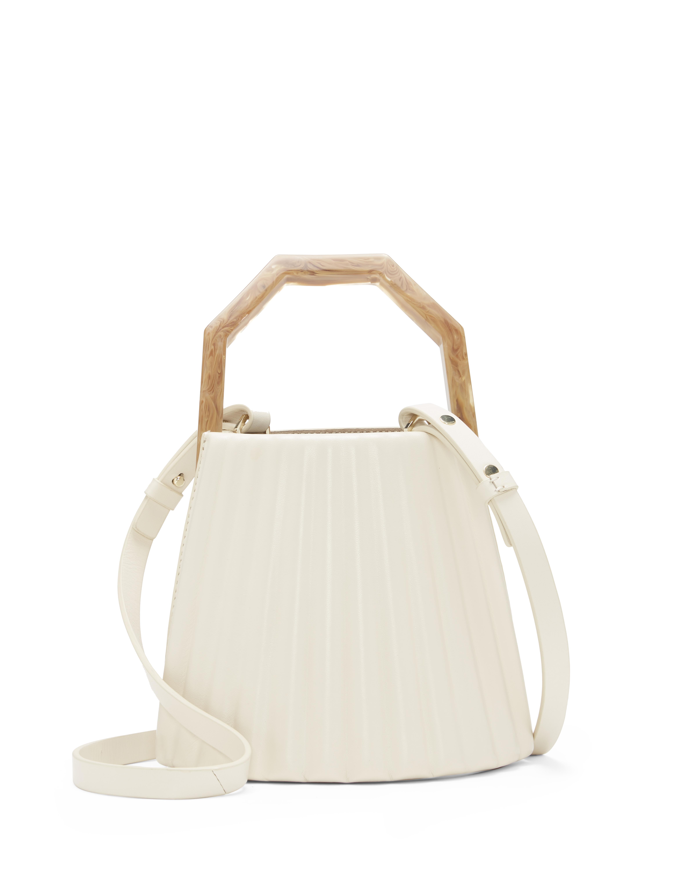 Louise Et Cie Women's Alez Small Bucket Bag Off White