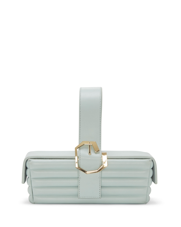 Louise Et Cie Women's Alez Top Handle Bag Baby Nappa Green